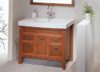 Exceptionnel Furniture Style Vanities: For Small Bathrooms, The Furniture Style Vanity  Is A Great Option Because They Tend To Be Smaller In Terms Of Area That  Taken Up ...